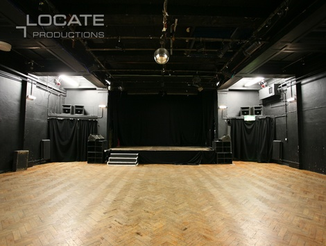 Summer Rehearsal Space August 2019