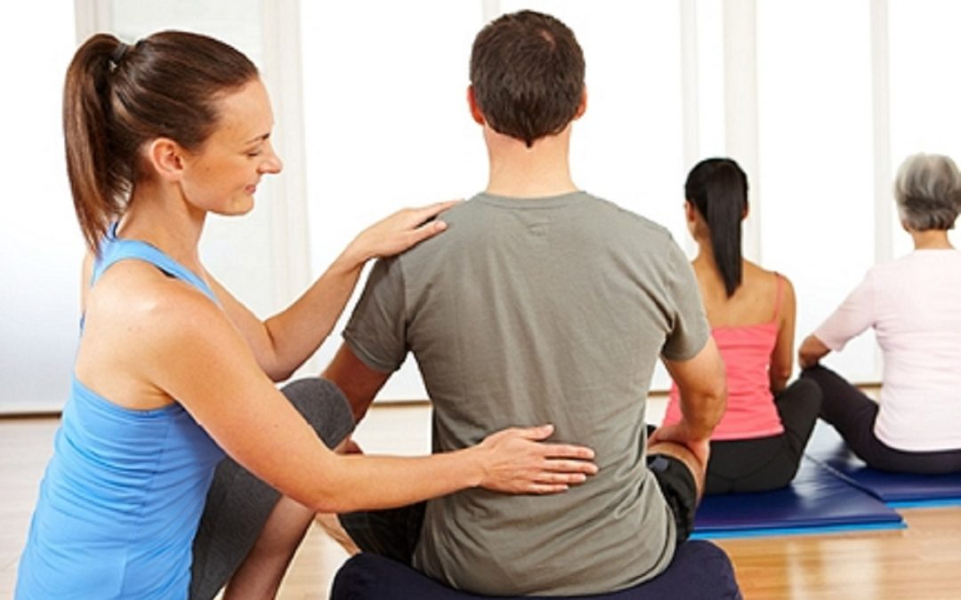 My Local Pilates: Healthy Back