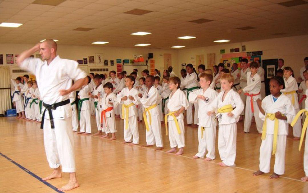 Kenshukai Karate – Homerton Juniors