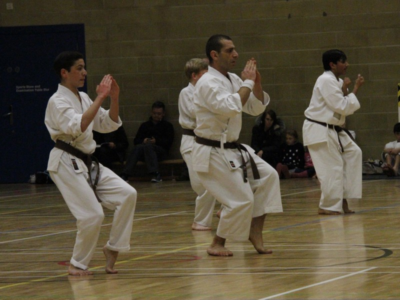 Kenshukai Karate – Homerton Seniors