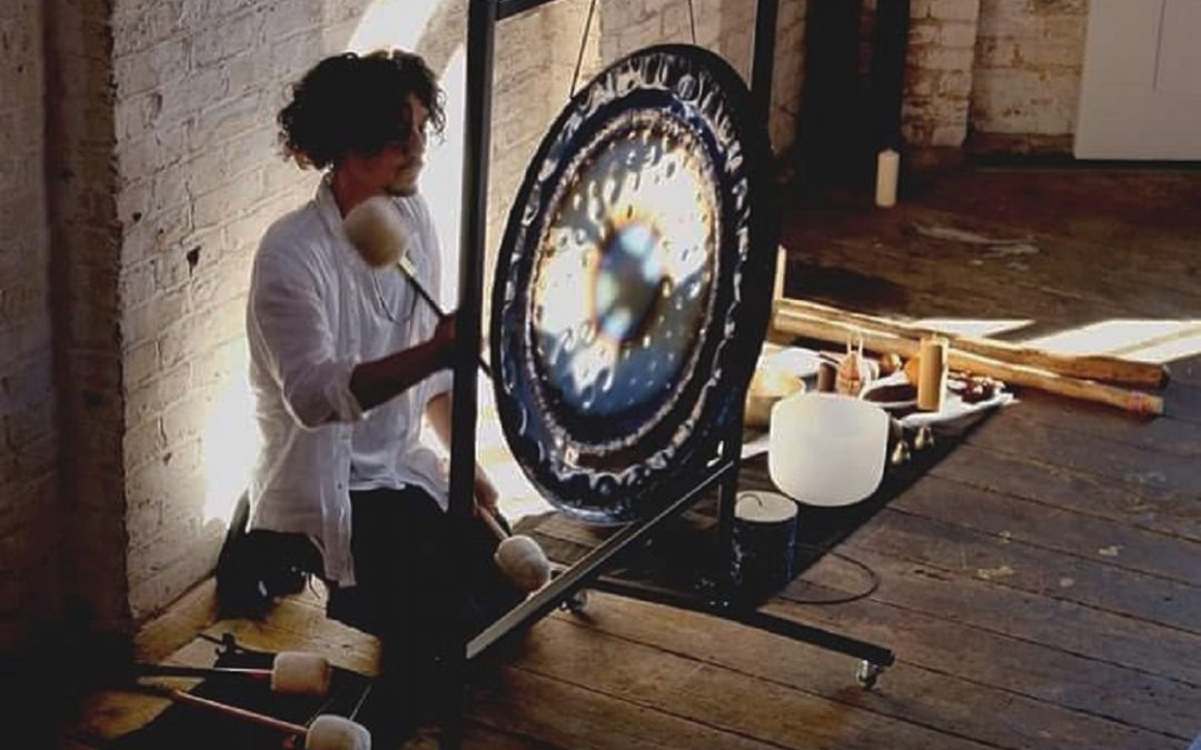 Sound Journeys – Gong Meditations