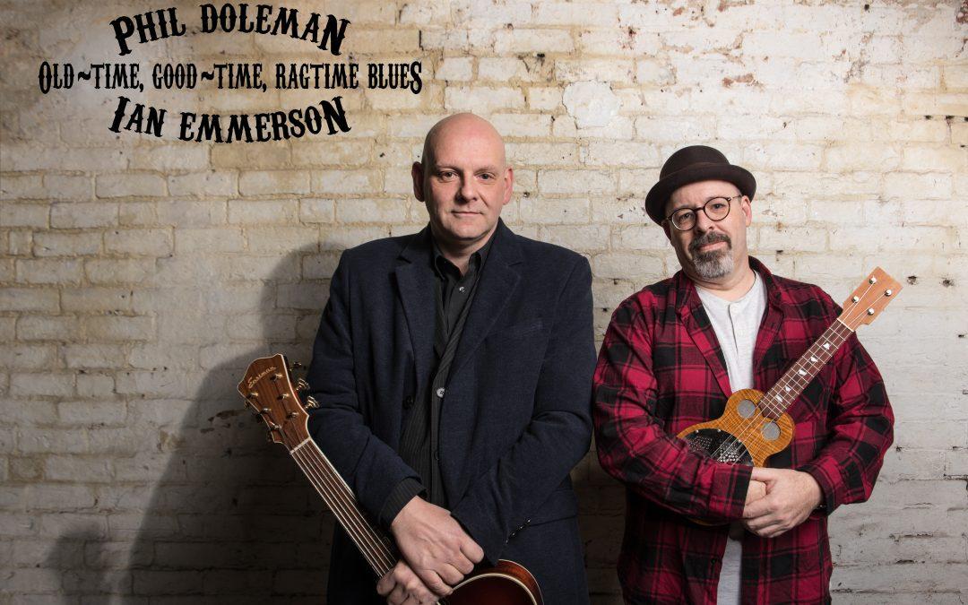 Phil Doleman & Ian Emmerson