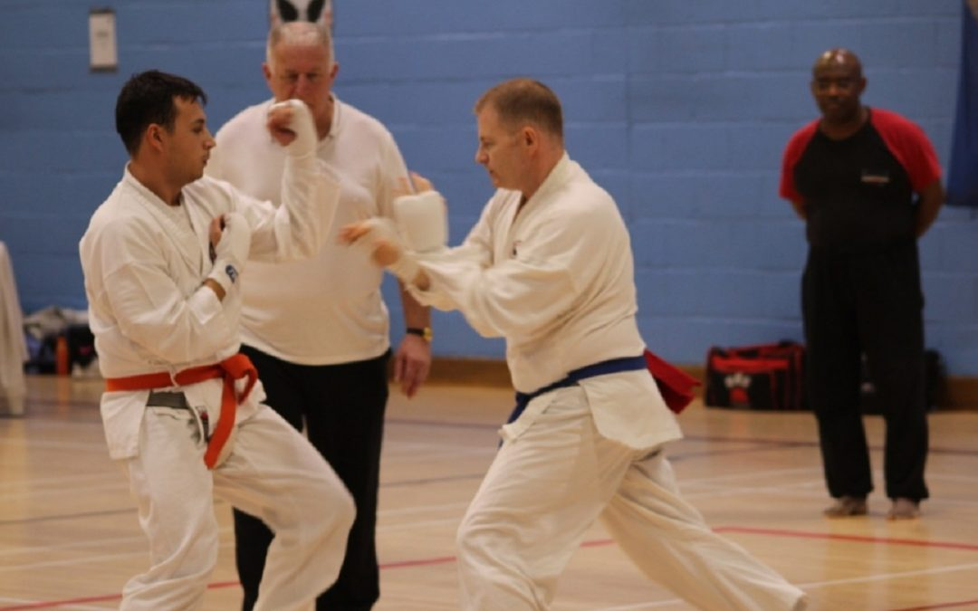 Kenshukai Karate – Homerton/ Adults