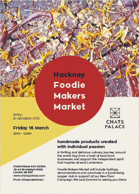 Hackney Foodie Makers Market
