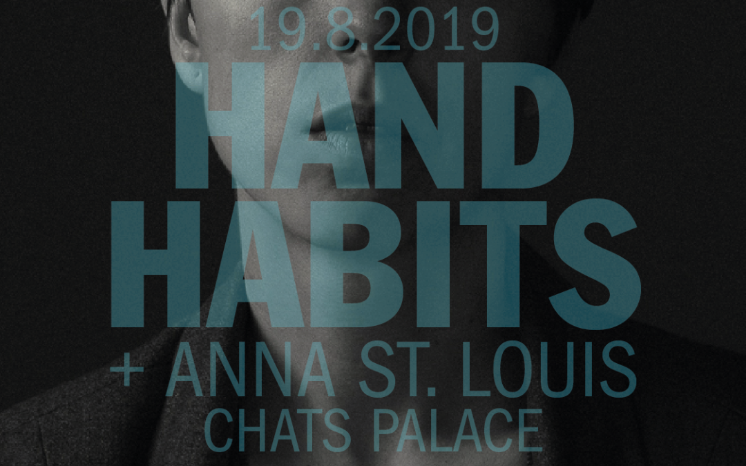 Parallel Lines presents Hand Habits + Anna St. Louise