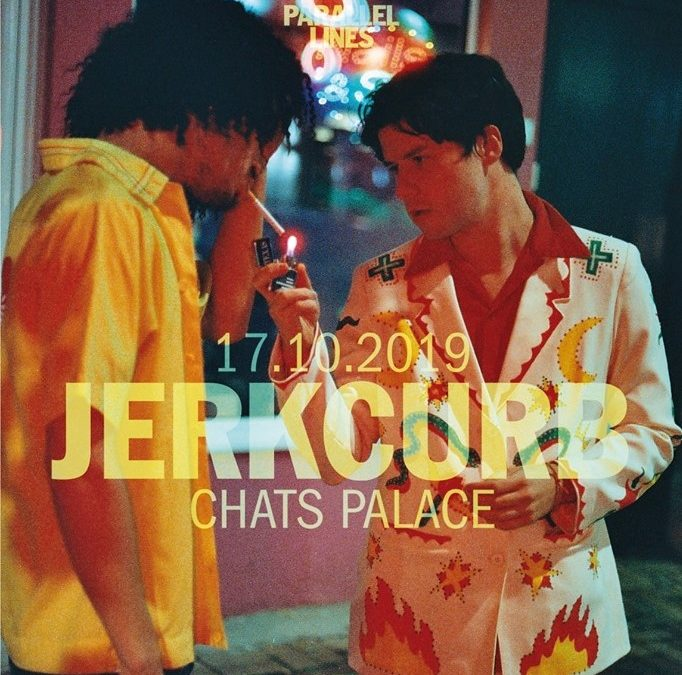Parallel Lines Presents Jerkcurb – SOLD OUT